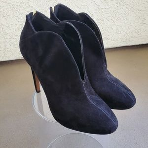 Suede Guess Booties